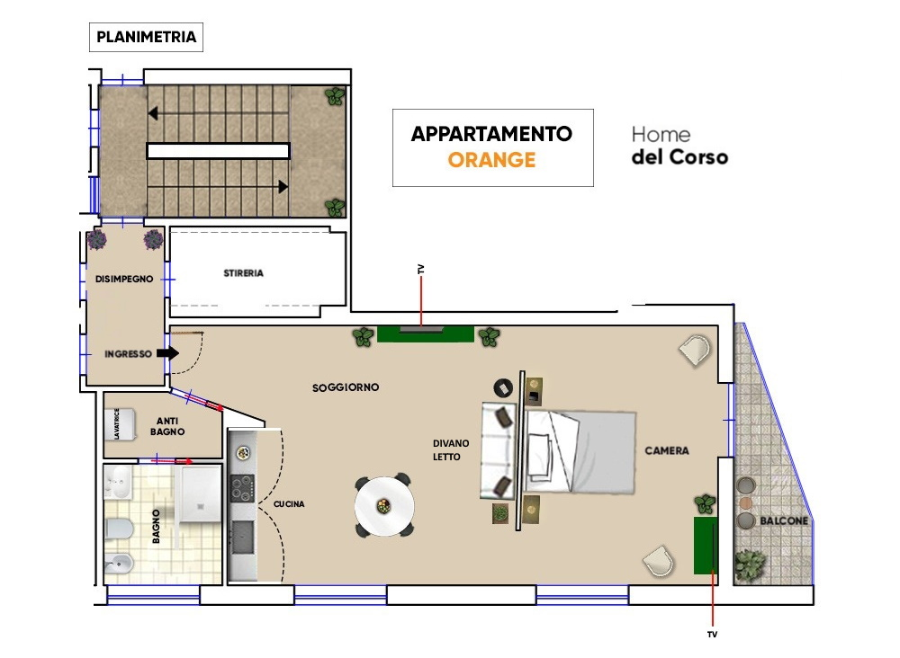 appartamenti per case vacanze capo d'orlando