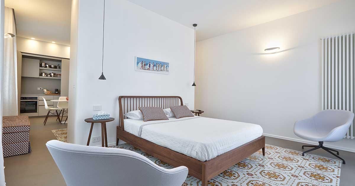 camera letto appartamento affitto capo d'orlando