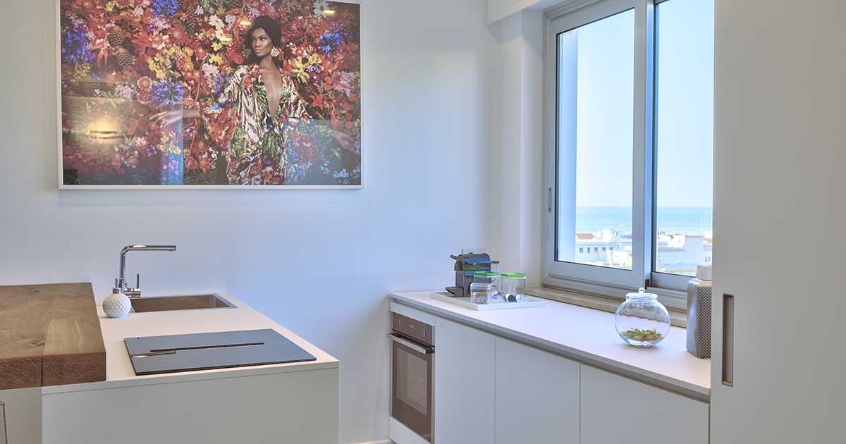 affitto appartamento con cucina in sicilia